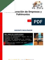 Reestructuracion de Empresas-1