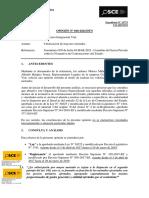 Opinión OSCE 040-2021 - - Valorización de M M SIN GG