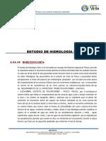 Estudio de Hidrología e Hidráulica Cochambra