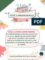 Actividad 6 Etica profesional