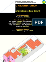 Casa Gilardi Planos Bellos