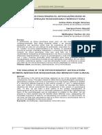 Ximenes, Stucchi & de Lira (2015) Articulações entre as clínicas heideggeriana e winnicottiana