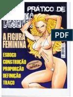 Curso Prático de Desenho - A Figura Feminina