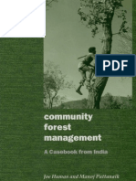 Community Forest Management