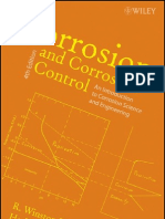 Corrosion and Corrosion Control, 4th Ed