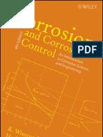 Corrosion and Corrosion Control, 4th Ed