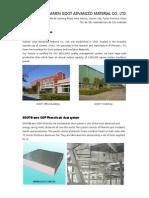 E-catalog of Air Duct Goot Company
