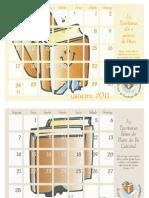 Calendário2011