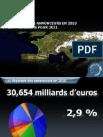 Presentation_FrancePub Annonceurs_Mars_2011