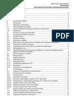 ZL000!00!006f VV Instructions Autorisation Produits Radiopharmaceutiques