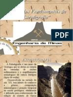 Princípios Fundamentais da Estratigrafia