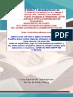 TEMOS PRONTO (32 991948972) Saúde Pública Com Integração Social e Mão de Obra Qualificada