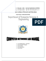 DCN LabManual