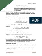 Medidas de Tendencia Central - Datos Simple