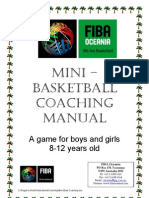 Mini Bball Coaching