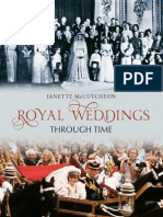 Royal Weddings Through Time