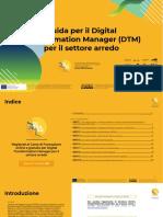 DITRAMA - Il Digital Transformation Manager per il settore dell'arredamento