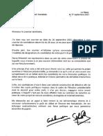 La réponse de Stéphane Le Foll à Olivier Faure