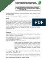 Estudo Da Composicao Gravimetrica Dos Residuos Gerados Em Uma Instituicao de Ensino- Estudo de Caso Do Ifes-campus Colatin