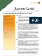 Swedbank Economic Outlook April 2011