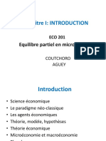 Chapitre I -MICRO 2 Introduction_0