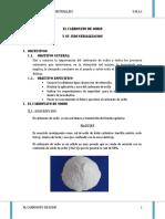 El Carbonato de Sodio (1)