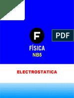 1.1 ELECTROSTATICA