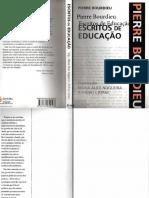 BOURDIEU Pierre. Escritos de Educação (1)