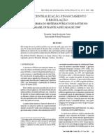 RCRC - Artigo Rev Sociol e Pol - 2002