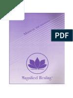 Magnified Healing - 1a Fase