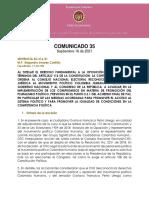 Com. SU-316-21 (Colombia Humana)