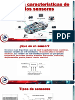 1. Curvas Caracteristicas de los Sensores