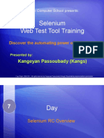 Selenium Tutorial Day 73 - Selenium RC Overview