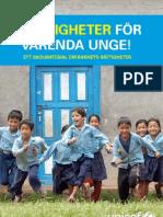 Skolmaterial Rättigheter - För varenda unge