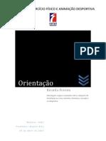 Orientação- RICARDO PEREIRA CET IV