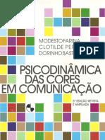 Psicodinmica Das Cores Em Comunicao - Modesto Farina