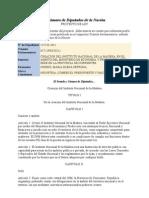 DIPNº 1257-D-2011 Iniciativa de Ley para Instituto de la Madera