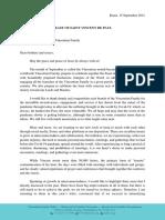 [English] The Feast of St. Vincent de Paul 2021