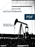 API Introduction to Oil & Gas Production Book 1 1996