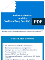 Asthma and the Union's Asthma Drug Facility (Cecile Mace, Karen Bissell)