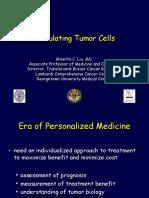 Circulating Tumor Cells (Dr. Minetta Liu)
