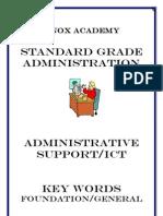 SGAD FG Revision Booklet