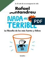 Nada es tan Terrible-Santandreu