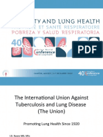 The Union's new TREAT TB Initiative (Dr. I.D. Rusen)
