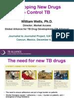 TB Pharmaceuticals (William Wells, M.I.A., Ph.D.)