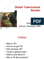 Tuberculosis Rates and Health Activities in Other Countries (Dr. Philippe Glaziou)