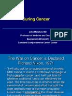 Curing Cancer (John Marshall, M.D.)