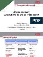 BioMedical Prevention (Mitchell Warren)