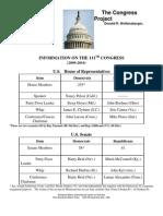 Budget Handout (Joseph J. Minarik)