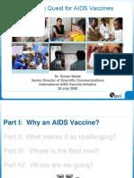 AIDS Vaccines